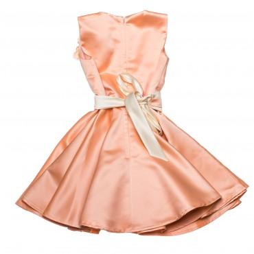 Kids Couture: Платье 15-251 персик 61024742 - главное фото