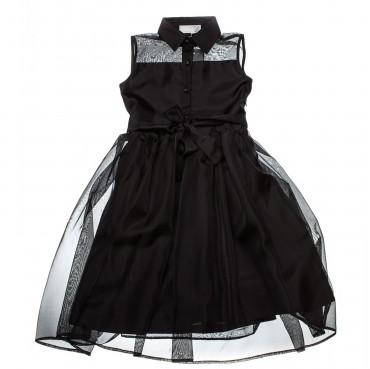 Kids Couture: Платье 15-410 черное 61002749 - главное фото