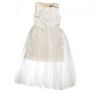 Kids Couture: Платье 15-258 молочное 61016744 - главное фото