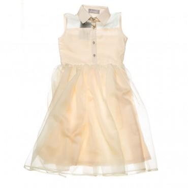 Kids Couture: Платье 15-410 молочное 61016750 - главное фото