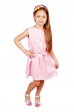 Kids Couture: Платье 15-309 в розовый горох 61003723 - главное фото