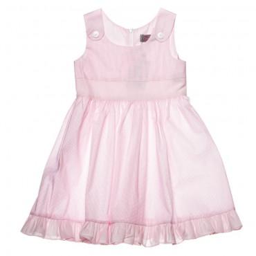 Kids Couture: Платье 15-324 розовая точка 61003725 - главное фото