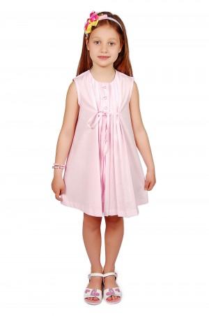 Kids Couture: Платье 15-318 в розовую точку 61036716 - главное фото