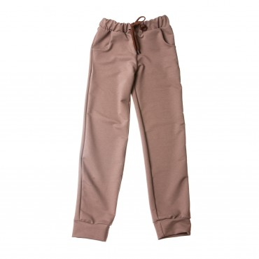 Kids Couture: Спортивные штаны двухнить 73716013 - главное фото