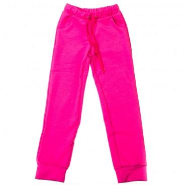 Kids Couture: Штаны спортивные малиновые двухнить 70516013 - главное фото