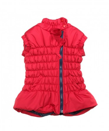 Kids Couture: Жилетка теплая 16-06 7416061009 - главное фото