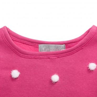 Kids Couture: Кофта 16-10 флис 7416100520 - главное фото