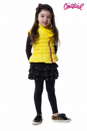 Kids Couture: Жилетка теплая 16-06 7416060806 - главное фото