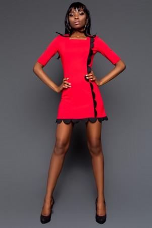 Jadone Fashion: Платье Соренто М-3 - главное фото