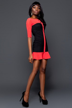 Jadone Fashion: Платье Маркиза М-1 - главное фото