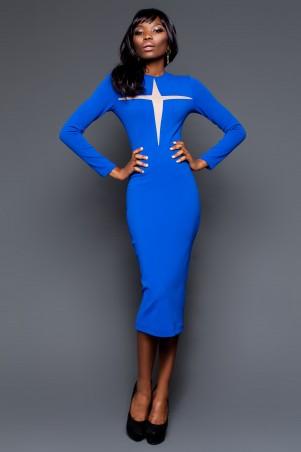 Jadone Fashion: Платье Миранда М-3 - главное фото