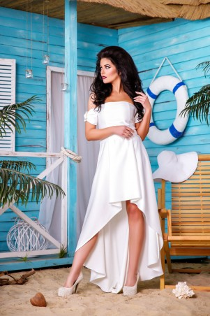 Medini Original: Вечернее платье Весенняя капель A - главное фото