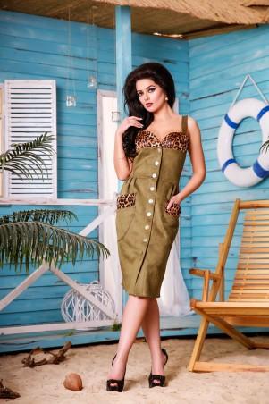 Medini Original: Платье Сафари A - главное фото