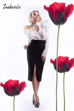 Zuhvala: Комплект (юбка+блуза) Вариаси - главное фото