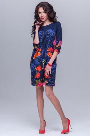 Jet: Платье Василина 1089.1-5215 - главное фото