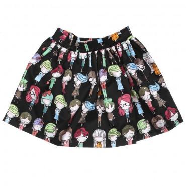 Kids Couture: Юбка 16-24 девочки 7116240208 - главное фото