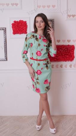 VSV: Платье 07-31 - главное фото