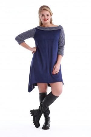 Alpama: Платье SO-10955-BLU - главное фото