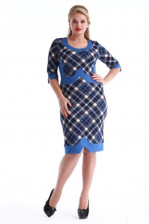 Alpama: Платье SO-10949-BLU - главное фото