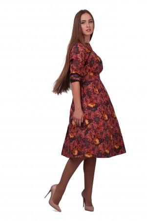 Lilo: Платье летучая мышь с юбкой-колокольчик 01865 - главное фото