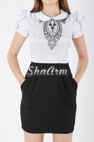 ShaArm: Платье офисное 1260 - главное фото