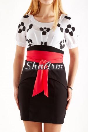 ShaArm: Платье офисное 1240 - главное фото