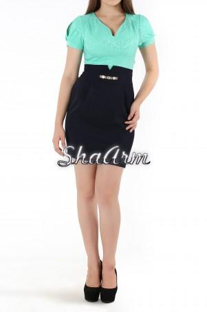 ShaArm: Платье офисное 1318 - главное фото
