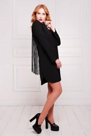 Zefir: Платье с бахромой Тоши - главное фото