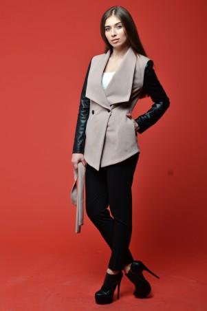 TessDress: Стильный женский жакет из кашемира «Каприз» 3035 - главное фото