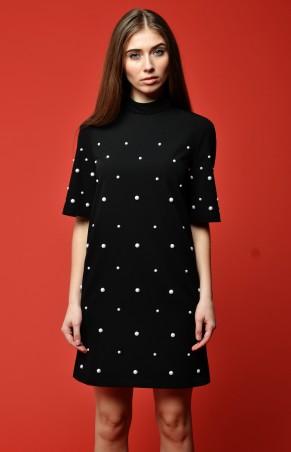 TessDress: Женское платье с бусинами «Берта» 1255 - главное фото