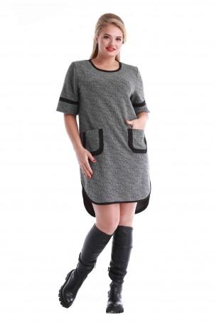 Alpama: Платье SO-10971-BLK - главное фото