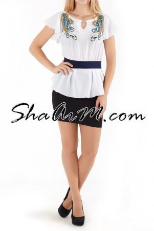 ShaArm: Блузка 1310 - главное фото