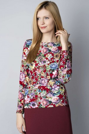 Meggi: Блуза 2041-1 - главное фото