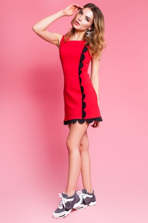 Jadone Fashion: Платье Вики М-3 - главное фото