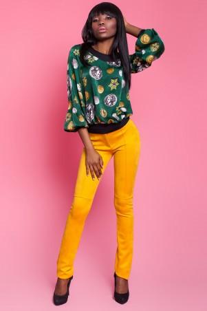 Jadone Fashion: Блузка Империя М-5 - главное фото