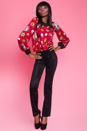 Jadone Fashion: Блузка Империя М-3 - главное фото