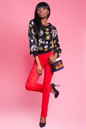 Jadone Fashion: Блузка Империя М-2 - главное фото