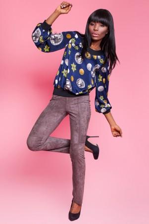 Jadone Fashion: Блузка Империя М-1 - главное фото