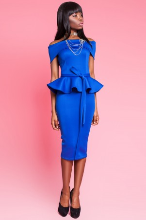 Jadone Fashion: Платье Монсеррат М-2 - главное фото