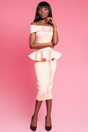 Jadone Fashion: Платье Монсеррат М-1 - главное фото