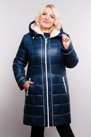 Vicco: Куртка зимняя MILA (цвет Мурена) 1812 - главное фото