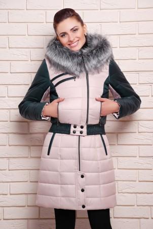 Vicco: Куртка зимняя AMELIA жемчужина 1693 - главное фото