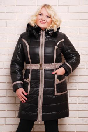 Vicco: Куртка зимняя OLIVIA черный 1779 - главное фото