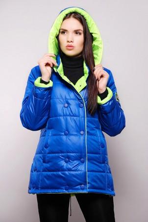 Vicco: Куртка SY - 04 (цвет электрик) 2688 - главное фото