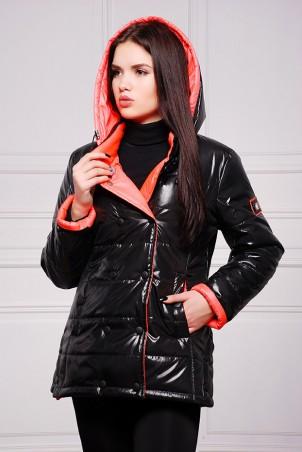 Vicco: Куртка SY - 04 (цвет черный/оранжевый) 2681 - главное фото