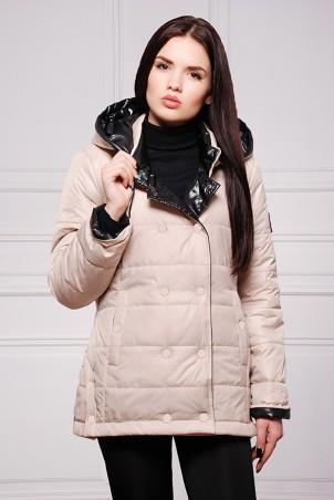 Vicco: Куртка SY - 04 (цвет бежевый) 2613 - главное фото