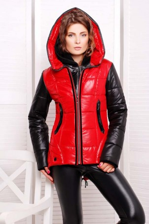 Vicco: Куртка JOSEPHINE (Красный) 1331 - главное фото