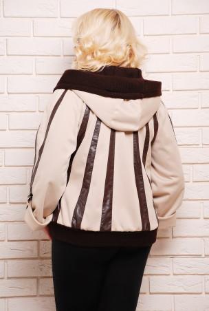 "Vicco: Куртка ""MELANY"" (св.беж) 2294 - главное фото"
