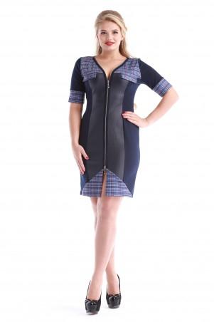 Alpama: Платье SO-10984-BLR - главное фото