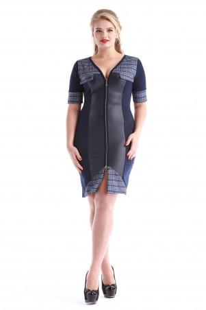 Alpama: Платье SO-10984-BLU - главное фото